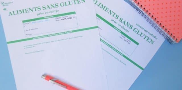 Remboursement Produits sans gluten