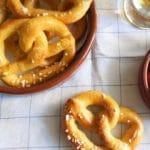 Bretzels sans gluten