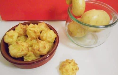 Pommes duchesses sans gluten sans lactose