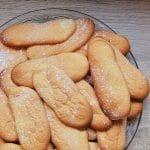 Biscuits cuillère sans gluten sans lactose