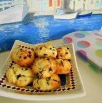 Cookies noix chocolat sans gluten