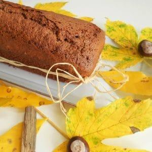 cake choco-noisette sans gluten
