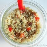 Taboulé au quinoa sans gluten
