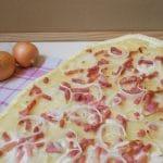 tarte flambée sans gluten