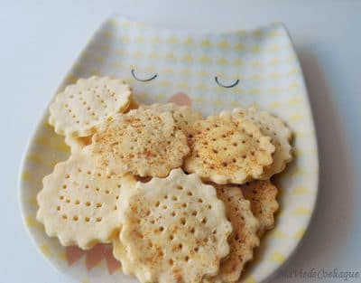Biscuits Apéritifs Tuc Sans Gluten