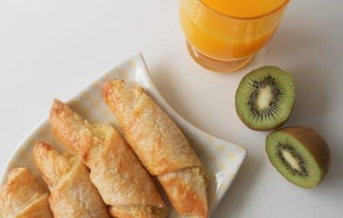 croissant aux amandes sans gluten sans lactose