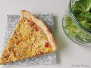 tarte au thon sans gluten