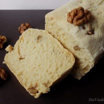 Pain aux Noix Sans Gluten Sans Lactose