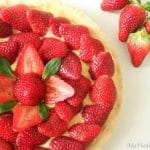 tarte aux fraises sans gluten