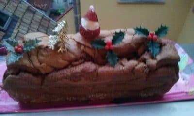 Le fameux dessert de Noël 2015...