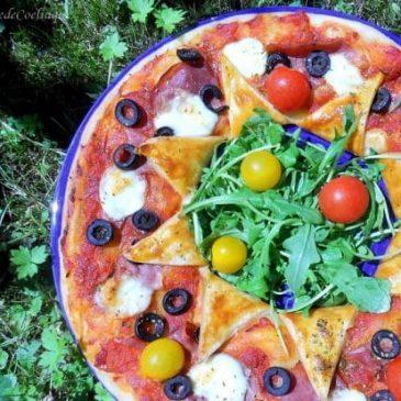 Tarte Couronne Sans Gluten façon Pizza
