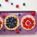 tarte framboise mascarpone sans gluten
