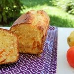 cake citron abricot sans gluten