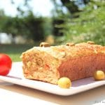 cake salé thon olive sans gluten