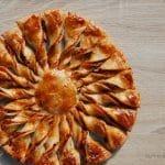 tarte soleil tomate basilic sans gluten sans lactose