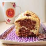 cake marbré sans gluten sans lactose