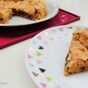 Cookie géant sans gluten sans lactose