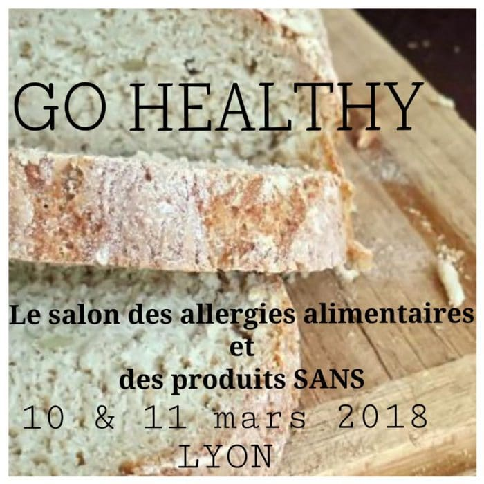 Salon Go Healthy billetterie