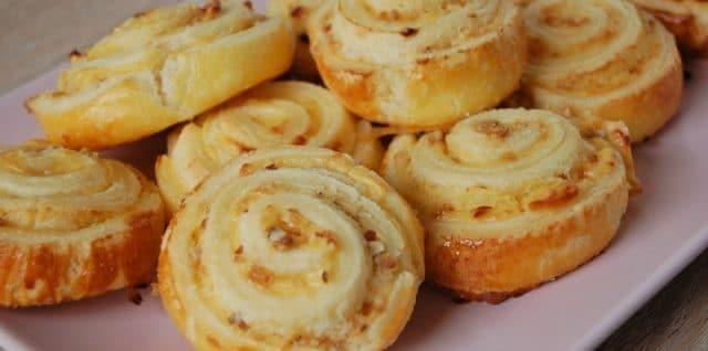 escargots pralins sans gluten