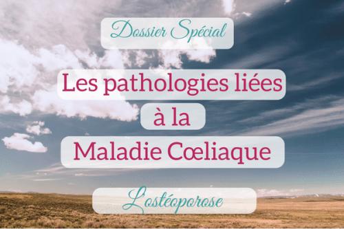 l'ostéoporose liée à la maladie coeliaque