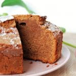 gâteau aux noisettes sans gluten