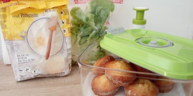 conserver les produits sans gluten